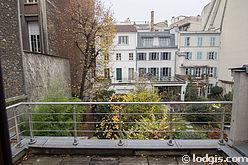 House 巴黎16区 - 阳台