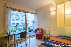 Maison Paris 16° - Chambre 2