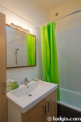 Maison Paris 16° - Salle de bain