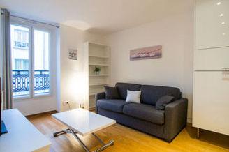 Квартира Rue Popincourt Париж 11°