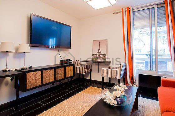 Location Studio Avec Ascenseur Paris 17 Rue Brey Meublé 20 M²