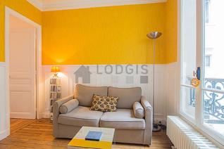 Appartement Rue Auguste Barbier Paris 11°