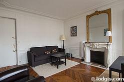 アパルトマン パリ 8区 - リビングルーム