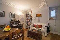 Appartement Paris 18° - Séjour