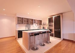 公寓 巴黎16区 - 廚房