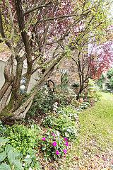 Apartamento Hauts de seine Sud - Jardim