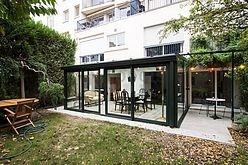 Appartamento Haut de Seine Sud - Giardino