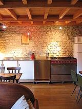 Triplex Paris 1° - Cuisine