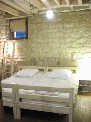Triplex Paris 1° - Chambre 2