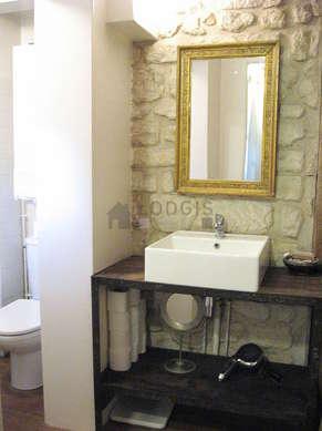 Triplex Paris 1° - Salle de bain 2