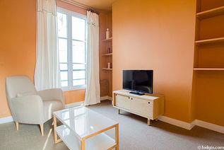公寓 Rue Saint-André Des Arts 巴黎6区