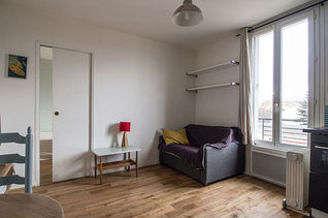 Pantin 1 Schlafzimmer Wohnung