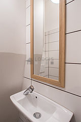 アパルトマン パリ 15区 - トイレ
