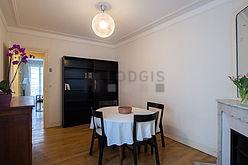 Apartamento Paris 15° - Sala de jantar