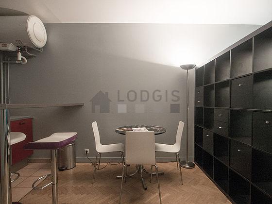 Location studio avec animaux accept s ascenseur et local v los paris 20 rue de la cour des - Recherche studio meuble paris ...
