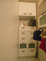 Apartamento Paris 8° - Guarda-roupa