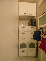 Apartment Paris 8° - Dressing room