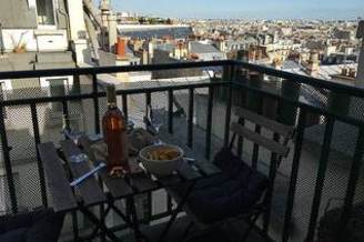 Appartement Rue Turgot Paris 9°