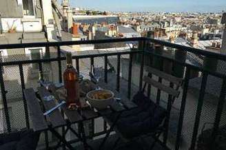 Paris Studio Furnished And Long Term Rentals In Paris Lodgis