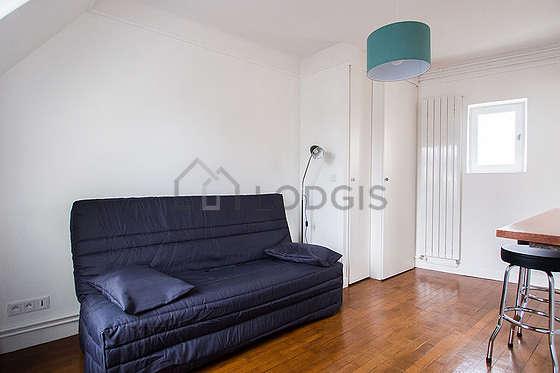 Appartement Paris 9° - Séjour