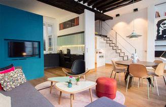 公寓 Rue De La Ferronerie 巴黎1区