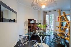 Wohnung Paris 9° - Esszimmer