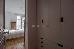 Apartamento París 6° - Guardarropa