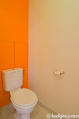 Wohnung Paris 11° - WC
