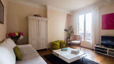 Ternes – Péreire Paris 17° 1 Schlafzimmer Wohnung
