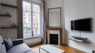 Ternes – Péreire Paris 17° studio