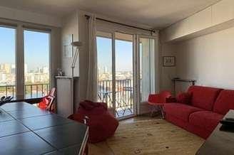Port Royal Paris 14° Estúdio com espaço dormitorio