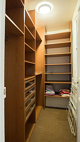 Appartement Paris 16° - Dressing