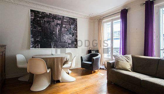paris trocadéro passy rue davioud monthly furnished rental 3