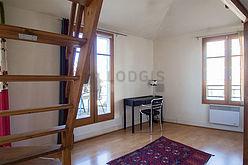 公寓 巴黎20区 - 卧室