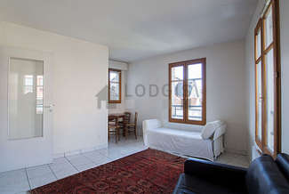 Père Lachaise Paris 20° 1 quarto Apartamento