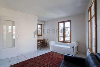Père Lachaise Parigi 20° 1 camera Appartamento