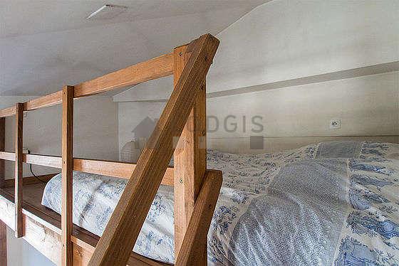 Appartement Paris 20° - Mezzanine