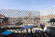 Appartement Paris 20° - Terrasse