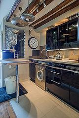Квартира Париж 3° - Кухня