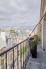 Apartamento Paris 3° - Sala de jantar