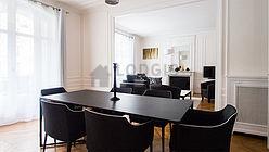 Apartamento Paris 7° - Sala de jantar