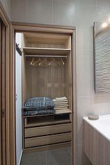 公寓 巴黎10区 - 更衣室