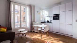 Квартира Rue Lhomond Париж 5°