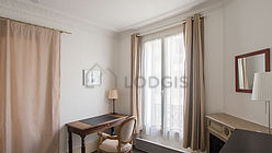 Appartement Paris 20° - Chambre