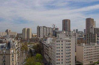 Gobelins – Place d'Italie Paris 13° 2 Schlafzimmer Wohnung