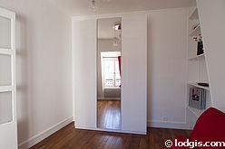 Wohnung Paris 8° - Schlafzimmer