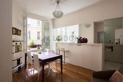 Apartamento París 11° - Comedor