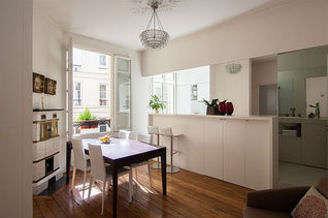 Bastille Paris 11° 1 Schlafzimmer Wohnung