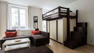 Apartment Rue De La Grange Aux Belles Paris 10°