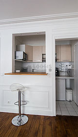 Appartement Paris 1° - Cuisine